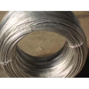 Exporting  high quality Q235 galvanized steel wire