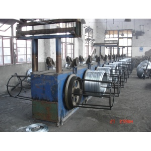 low carbon galvanized steel wire for cables armoring