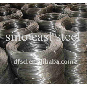 60Si2MnA oil tempered spring steel wire from China factory