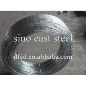 Manufacturer of Galvanized wire/electro galvanized wire for construction