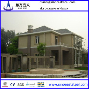 prefabricated steel structures with construction design