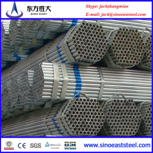 Pre galvanized steel pipe for greenhouse
