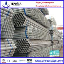 1 1/2 inch galvanized steel pipe