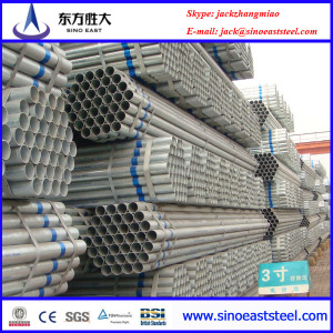 1 1/2 inch galvanized steel pipe