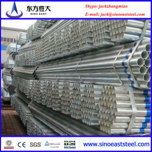 galvanized iron pipe 5 inch