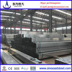 2.5 inch galvanized square steel pipe