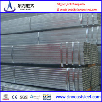galvanized square steel pipe for fence
