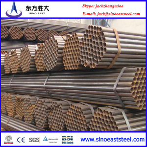 Rigid ERW Galvanized Steel Scaffolding Pipe