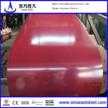PPGI steel coil/Prepainted galvanized Steel Coil (PPGI/PPGL) / Color Coated Steel/CGCC/Roofing steel