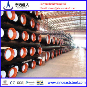 Ductile Iron Pipe ISO 2531 / EN 545 K9, K7, C Class Populer in World