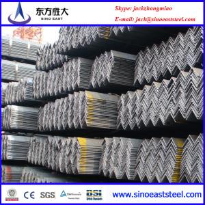SS400 steel angle bar