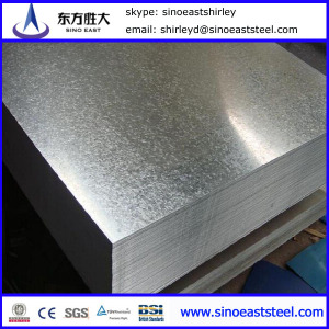24 gauge galvanized steel sheet