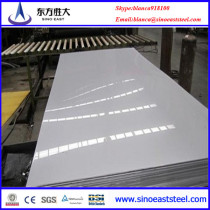 cold rolling ASTM 304 BA stainless steel plate