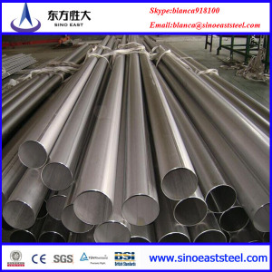 ASTM-249 stainless steel pipes