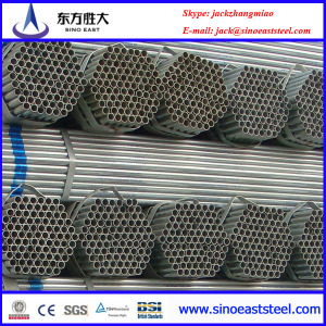 Pre Galvanized Steel Pipe sizes, 5/8