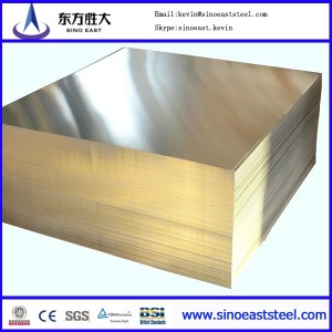 decorating 0.15-1mm thickness tin sheet/plate