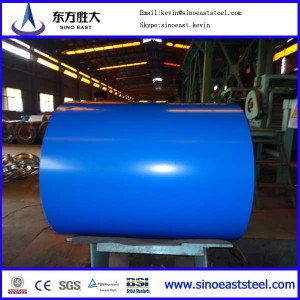 Prepainted galvanized color coated PPGI steelchina color coated steel coil/printed PPGI/PPGL