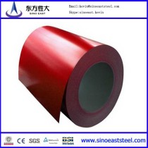 Color coated ppgi prime prepaint galvanized steel coil