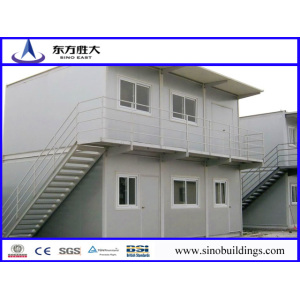 20ft flat pack standard container house
