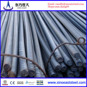 Hot-rolled steel deformed bar,rebar,deformed steel bar BS4449 Gr460B