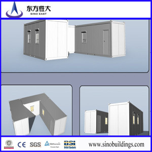 modular container house paln and price
