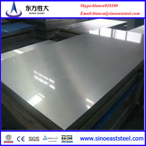 ASTM 316L No.8 stainless sheet