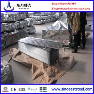Chapa galvanizada para tejados Solostocks