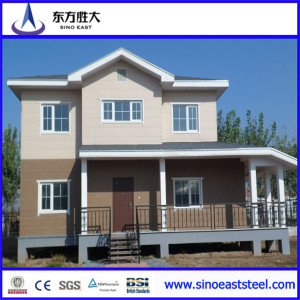 modern design steel villas