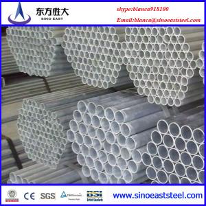 Tubo de acero galvanizado BS1387