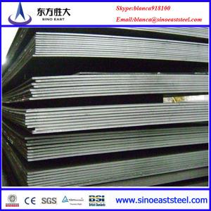 ASTM A36 grado b lámina de acero estructural