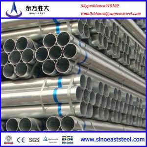Fabricante de cañerías galvanizadas para invernadero en China