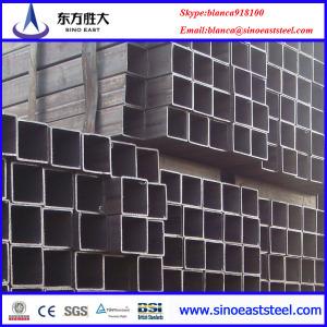 ASTM A500 proveedor de Tubo rectángulo para construcciones en China