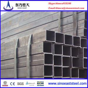 Tubería de acero rectangular y cuadrado galvanizado precio por inmesión en caliente China
