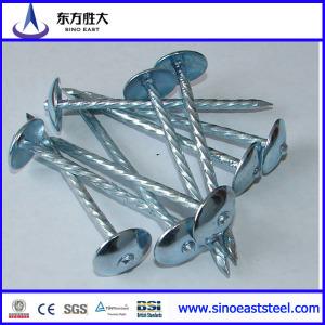 Clavos de aceros galvanizados