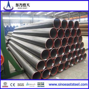 ASTM A53 Tubería de acero al carbono  sin costura con calidad buena