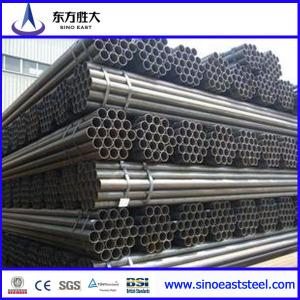 Q345 Tubo tubería de acero carbono sin costura para oleoducto  y agua