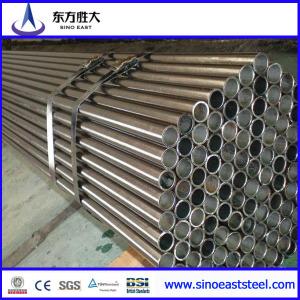 Tubería de acero carbono para Caldera de alta presión,tubo de vapor
