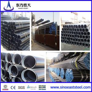 Tubo de acero carbono sin costura/Tubo general usado