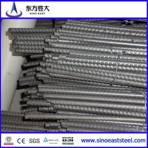 Barra de acero ASTM estándar HRB335 deformado
