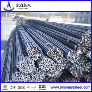 Barra de acero laminado en caliente deformada, barras de refuerzo, acero deformado bar BS 4449 Gr460B
