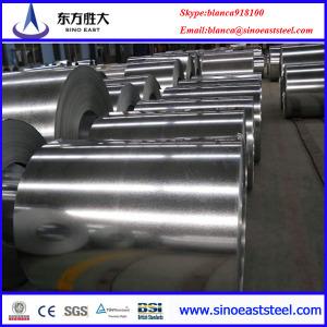 ASTM A653 zinc con recubrimiento enrollado