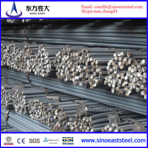 Reinforcing steel bars supplier
