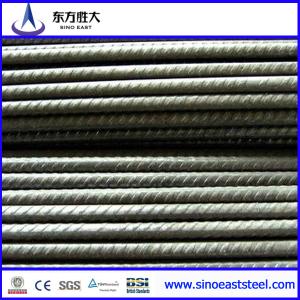 Barras de refuerzo de acero, barras de acero deformadas, barras de hierro para la construcción / hormigón
