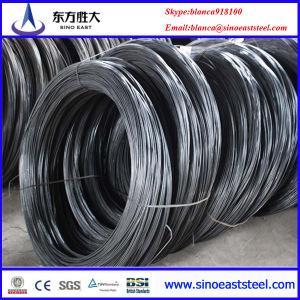 Espiral de costillas pc alambre de acero