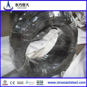 304,321,316,T10,30CrMnSiA,410,420,2Cr13,9260,6150,54SiCr6 alambre de acero con buena calidad