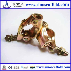 48.3mm British pressed scaffolding coupler