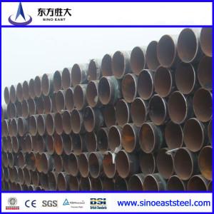Instituto Americano del Petróleo API 5L PSL1 grado B.X52/X60/X65/X70 tubo de acero