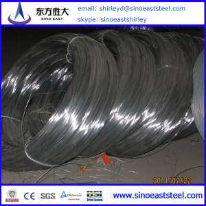 China supplier 20 gauge gi wire / gi wire roll