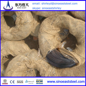 China supplier low price electro galvanized wire