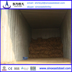 China supply factory price electro galvanized wire